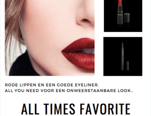 All you need voor een onweerstaanbare look.